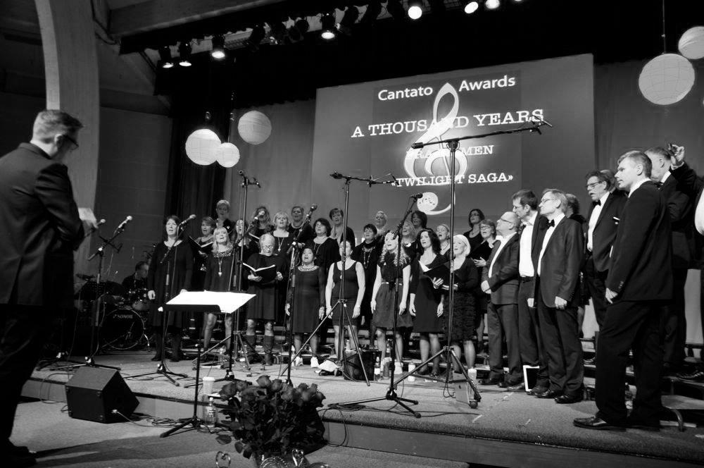 Cantato Awards – En konsert i filmmusikkens tegn 2015